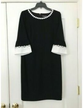 Karl Lagerfeld Brand New Dress Black Size 10. Reduced Price! by Karl Lagerfeld