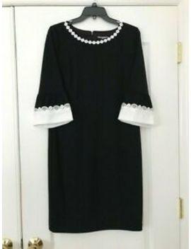 Karl Lagerfeld Brand New Dress Black Size 10. Reduced Price! by Karl Lagerfeld