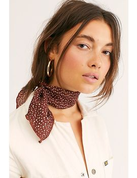 Stardust Scarf Pony by Free People