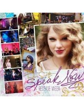 "Taylor Swift ""Speak Now"" Release Week Book New In Envelope Lots Of Pictures Rare by Ebay Seller"