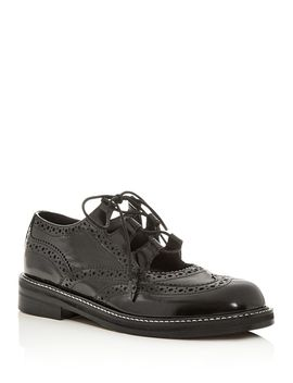 Women's The Ghillie Brogue Oxfords by Marc Jacobs