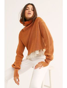 At First Glance Sweater by Free People