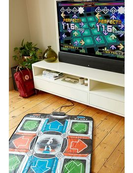 Orb Gaming Retro Dance Mat by Urban Outfitters
