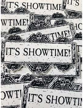 It's Showtime  Beetlejuice by Etsy