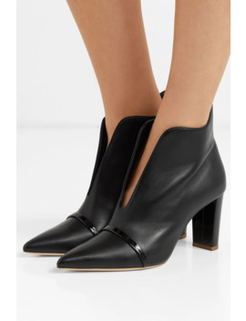 Clara 70 Leather Ankle Boots by Malone Souliers