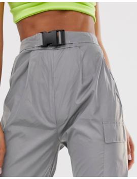 Naa Naa Reflective Utility Trouser by Naa Naa