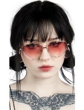 Heart   Sunglasses by Disturbia