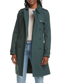 Viveca Trench Coat by Club Monaco