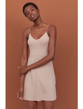 Ausgestelltes Jerseykleid by H&M