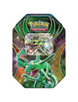 2016 Pokemon Trading Cards Best Of Ex Tins Featuring Rayquaza Board Game by Excell