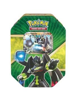 Pokemon Trading Card Game Shiny Kalos Tin Featuring Zygarde Ex by Ex