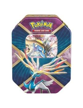 Pokemon Trading Card Game Shiny Kalos Tin Shiny Featuring Xerneas Ex by Ex