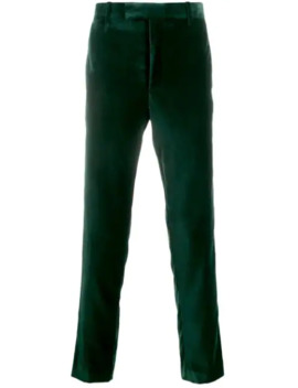 Slim Fit Tailored Trousers by Paul Smith
