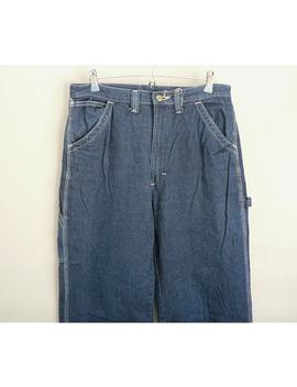 Mens Liberty Baggy Jeans Size 34 Waist 30 Length by Etsy
