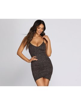 Sparkle The Night Away Party Dress by Windsor