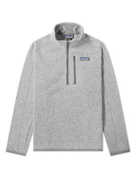 Patagonia Better Sweater 1/4 Zip Jacket by Patagonia's