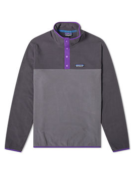 Patagonia Micro D Snap T Pullover Jacket by Patagonia