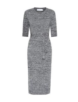 Knit Midi Dress by Victoria Victoria Beckham