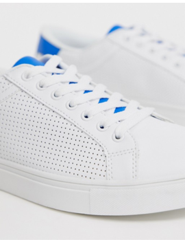Loyalty & Faith Trainer In White by Trainers