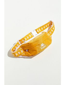 Kappa Uo Exclusive Anais Authentic Yellow Sling Bag by Kappa