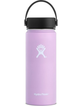 Hydro Flask Wide Mouth Vacuum Water Bottle   18 Fl. Oz. by Rei
