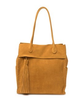 Lure Suede Tote by Hobo