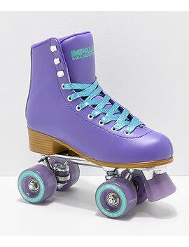 Impala Roller Skates Purple Roller Skates by Impala Rollerskates