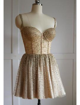 Gold Ombre Kleid (Erhältlich In 4 Farben) by Etsy