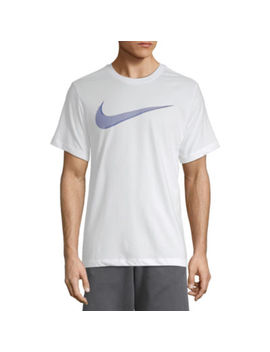 Nike Mens Dry Swoosh T Shirt by Nike