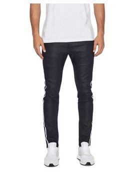 Baseline Side Stripe Skinny Fit Pants by Nxp