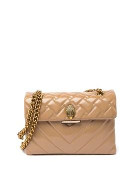 Kensington Leather Crossbody Bag by Kurt Geiger London