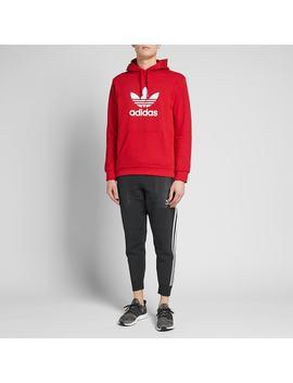Adidas Trefoil Popover Hoody by Adidas'