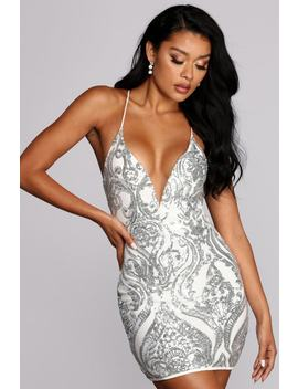 stunning-in-sequins-dress by windsor