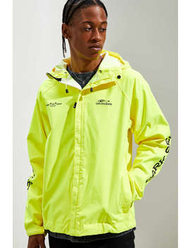 Dark Seas X Grudens Weather Watch Windbreaker Jacket by Dark Seas