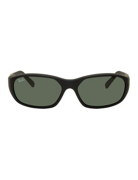 Black Daddy O Sunglasses by Ray Ban