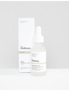 The Ordinary Alpha Arbutin 2% + Ha 30ml by The Ordinary