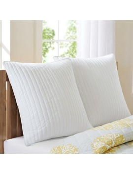 Euro Camila Quilted Sham by Shop Collections