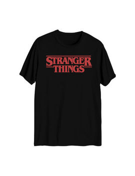 Mens Stranger Things Graphic T Shirt by Novelty T Shirts