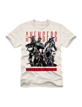 Mens Avengers Graphic T Shirt by Novelty T Shirts