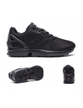 Junior Zx Flux Trainer by Adidas Originals