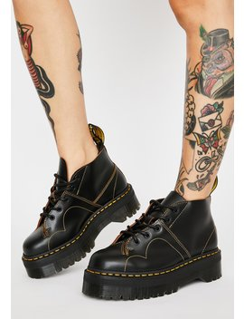 Church Quad Boots by Dr. Martens