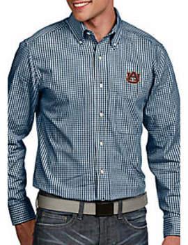 Auburn Tigers Associate Woven Shirt by Antigua