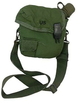 2 Qt Od Canteen W Cover Strap K1025 Sporting Goods by Ebay Seller