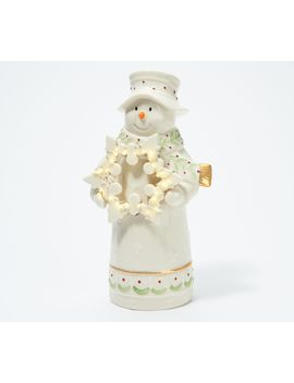 Lenox Lit Figurine With 24k Gold &Amp; Fairy Light by Lenox