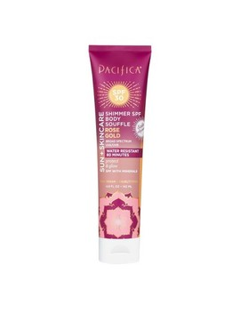 Pacifica Rose Gold Shimmer Body Souffle   Spf 30   4.8 Fl Oz by Spf 30
