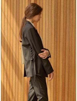 Corset Jacket Black by Clue De Clare