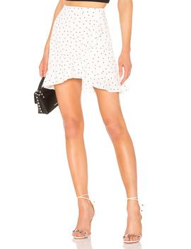 Serina Ruffle Mini Skirt by Superdown