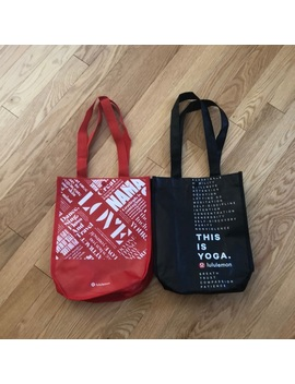 Lululemon Tote Bags. by Lululemon Athletica