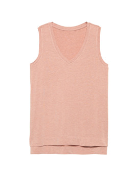 Soft Stretch Modal Tank Top by Banana Repbulic