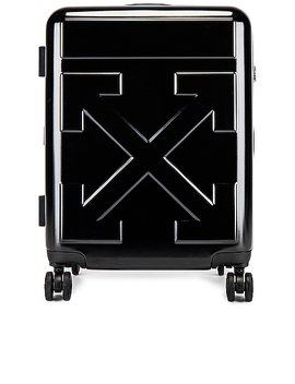 Arrow Trolley Luggage by Off White